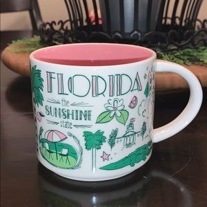 Starbucks Florida Been There Series Coffee Cup